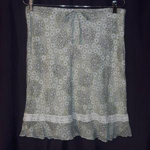 Syko Wrap Skirt
